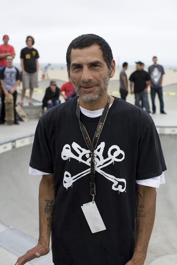 JESSE MARTINEZ - VENICE SKATEPARK 1 YEAR ANNIVERSARY - PHOTO: JEFF BENDER