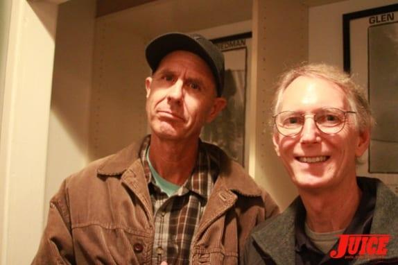 Craig Stecyk and Cris Dawson