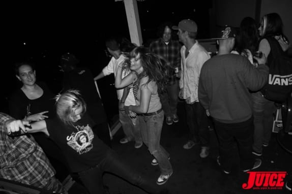 The Punk Rock Karaoke Mosh