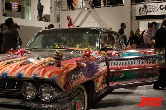 Art Car. Photo: Dan Levy