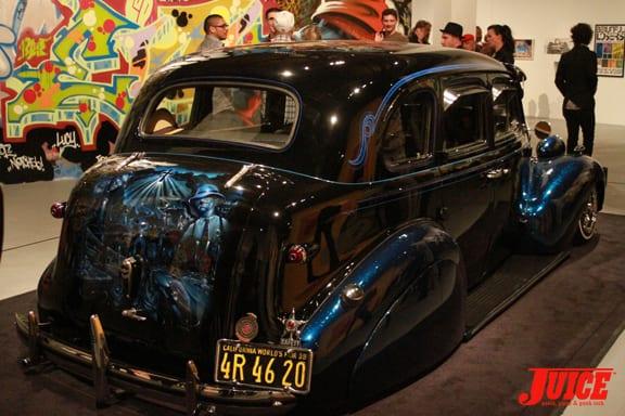 Custom Car. Photo: Dan Levy