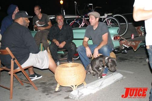 Big Bruce, Olson and Travis