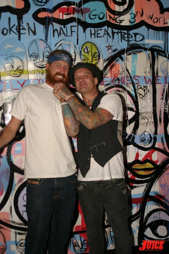 Jeff King, Kris Markovich