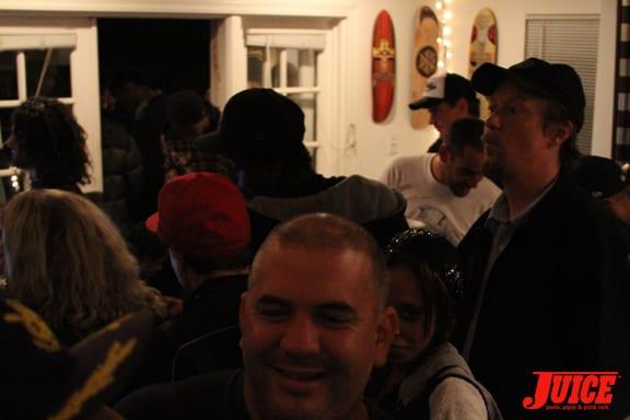 Mark Zamudio of Anaheim Skateboards
