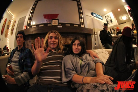 Cameron and Arwyn