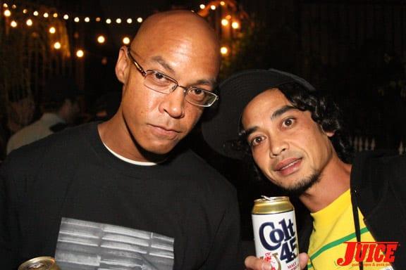 Danny Supa and Daniel Castillo