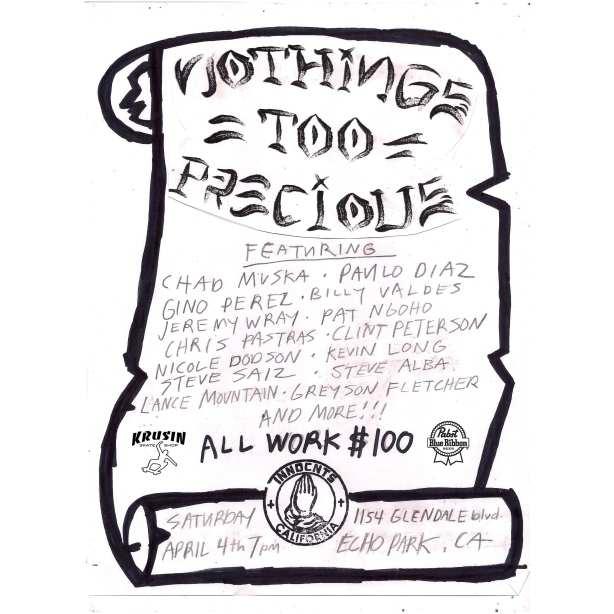 nothingstooprecious