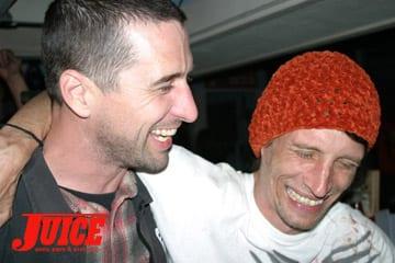 Jesse and Jimmy