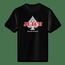 Juice Ace of Spades Black Short Sleeve TShirt