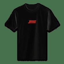Juice Pools Pipes and Punk Rock Mini Logo Black Short Sleeve Tshirt