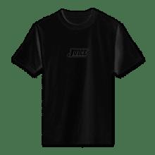Juice Pools Pipes and Punk Rock Mini Logo Stealth Short Sleeve Tshirt