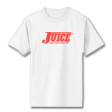 Juice Pools Pipes and Punk Rock White Short Sleeve Tshirt