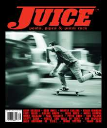 Juice Magazine 66 Andy Kessler cover