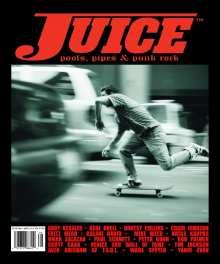 Juice Magazine 66 Andy Kessler cover