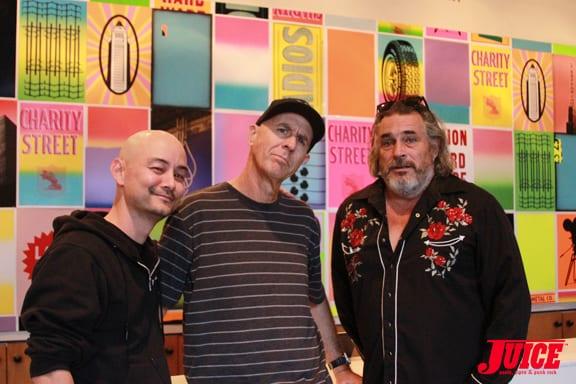 Kevin Imamura, C. R. Stecyk and Steve Olson Photo © Dan Levy