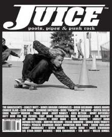 Juice Magazine 73 Jay Adams Cover