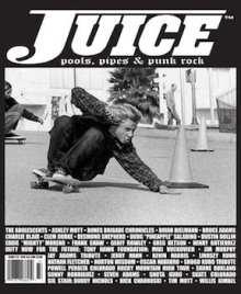 Juice Magazine 73 Jay Adams cover