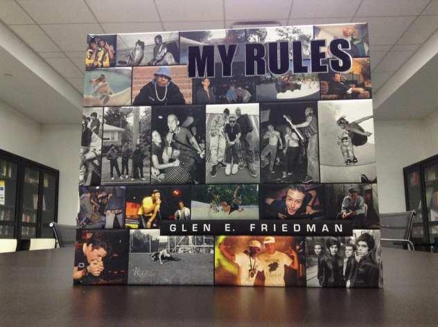 My Rules Book By Glen E. Friedman