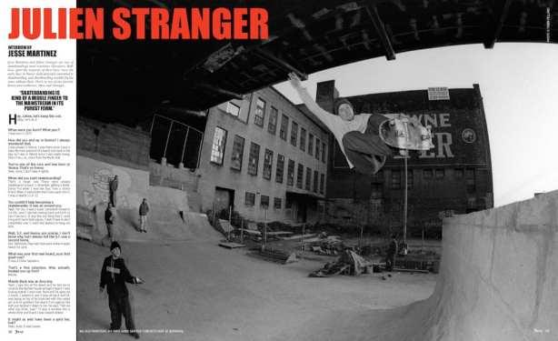 Julien Stranger