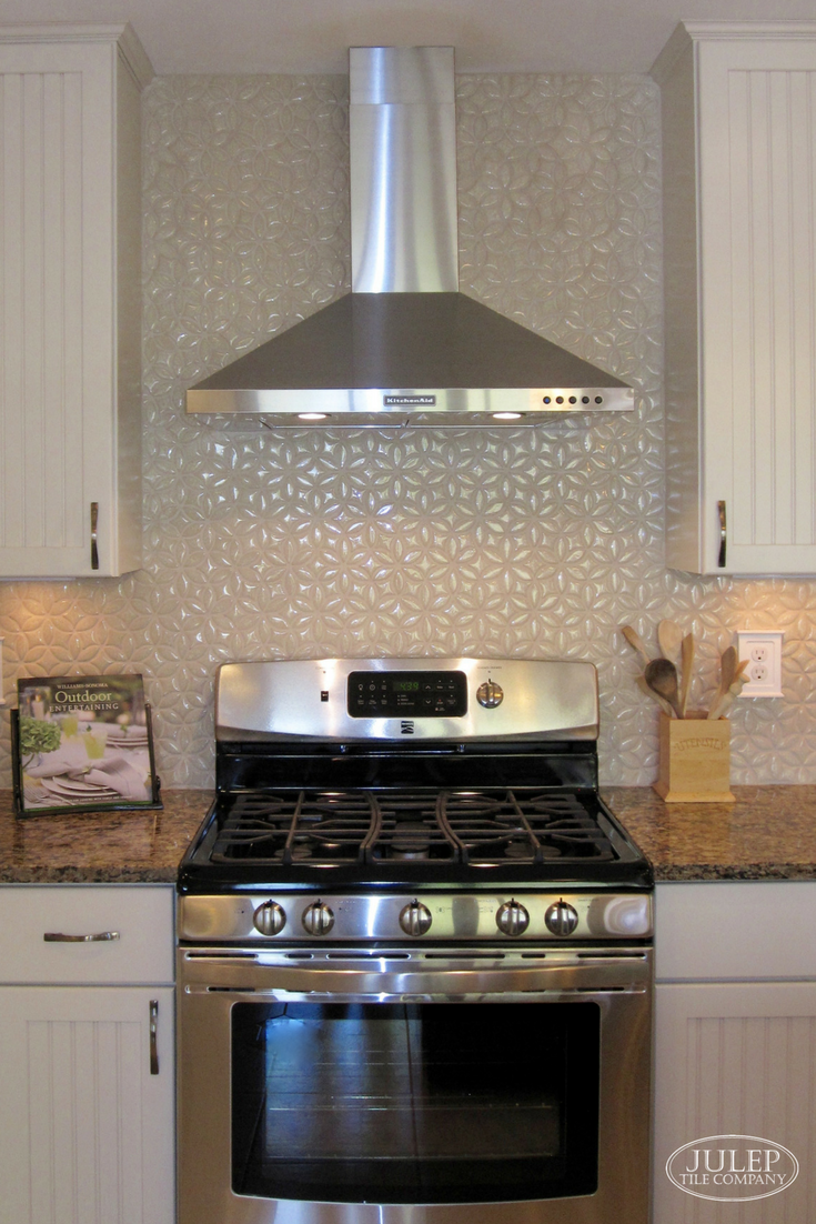 Backsplash Behind Sink 6 Tips For Choosing A Kitchen Backsplash Julep Tile Company