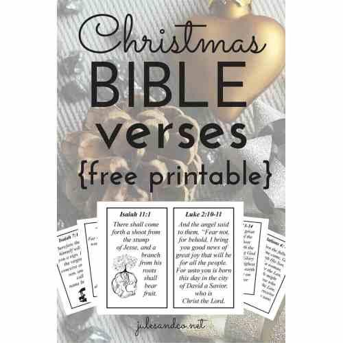 Medium Crop Of Christmas Bible Verses For Cards