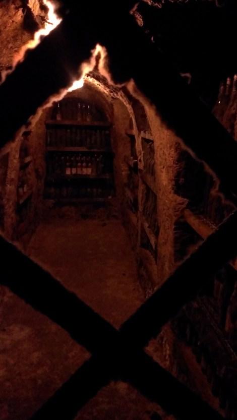 mouldy cellar
