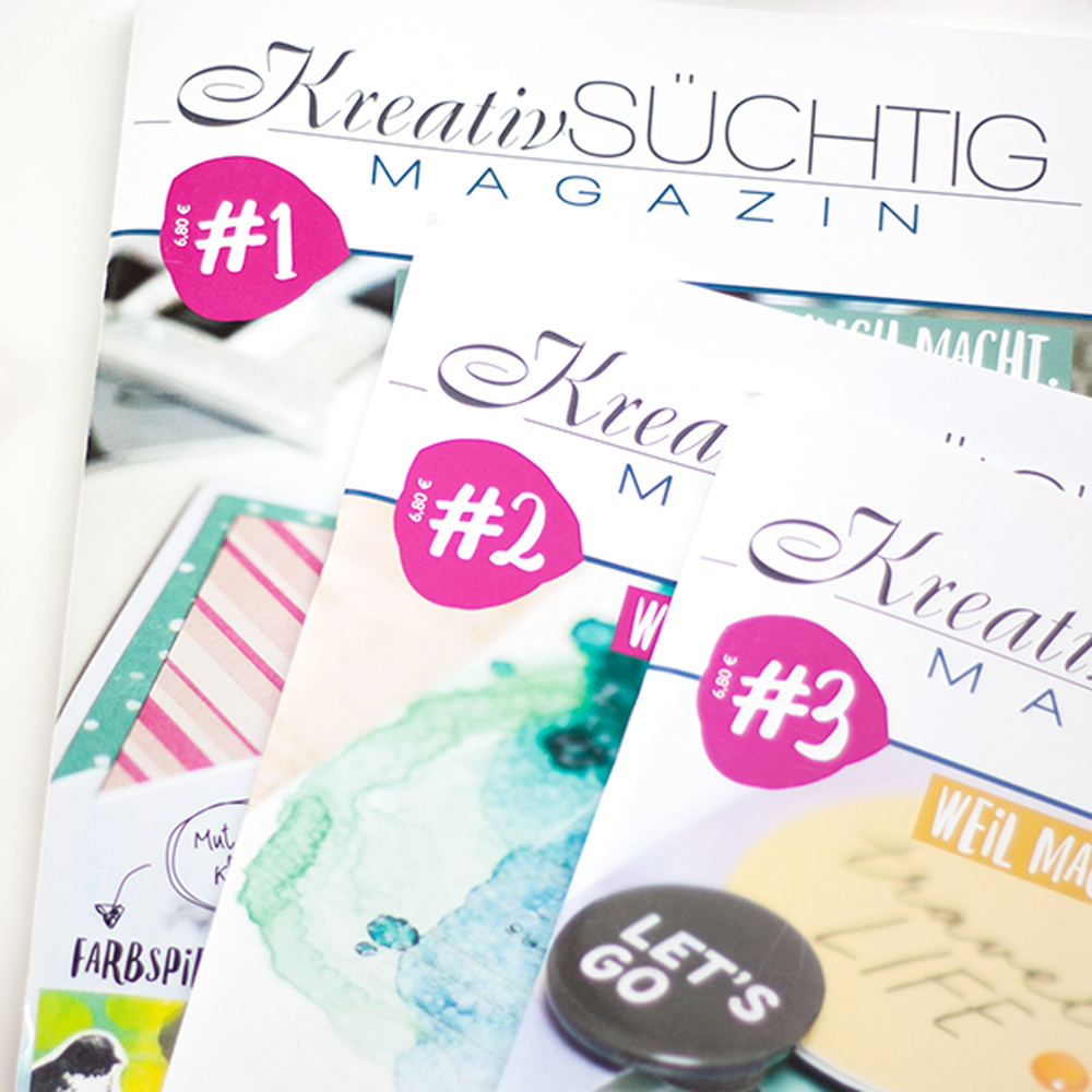 Do It Yourself Zeitschrift Kreativsüchtig Magazin Archive Julia Klein Designs