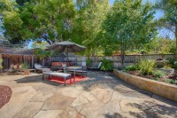 Patio - 1127 High St, Palo Alto 94301 - Real Estate