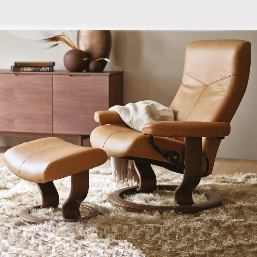 Stressless Outlet Stressless Dover Classic Recliner Offer Julian Foye