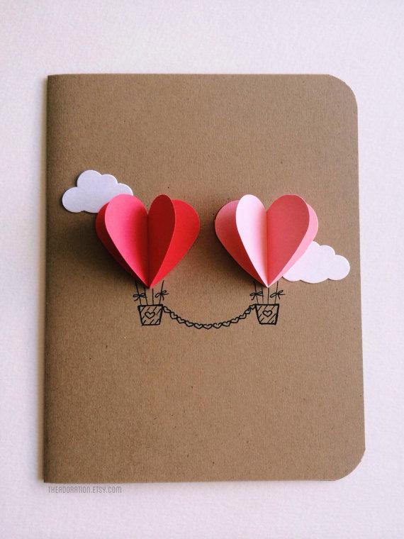 Brilliant 40+ DIY Love Gifts u2013 Julia Palosini - valentine craftf