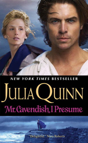 Mr Cavendish, I Presume Julia Quinn - mr cavendish i presume