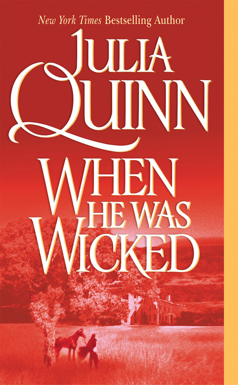 Wicked Libro When He Was Wicked Julia Quinn