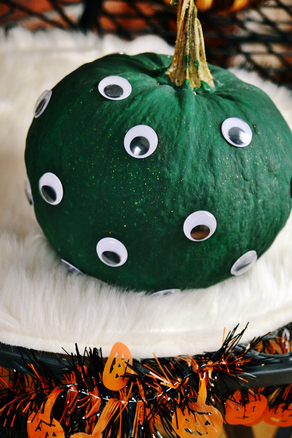 10 Einfache Diy Dekoideen Für Halloween Julia To The Fullest