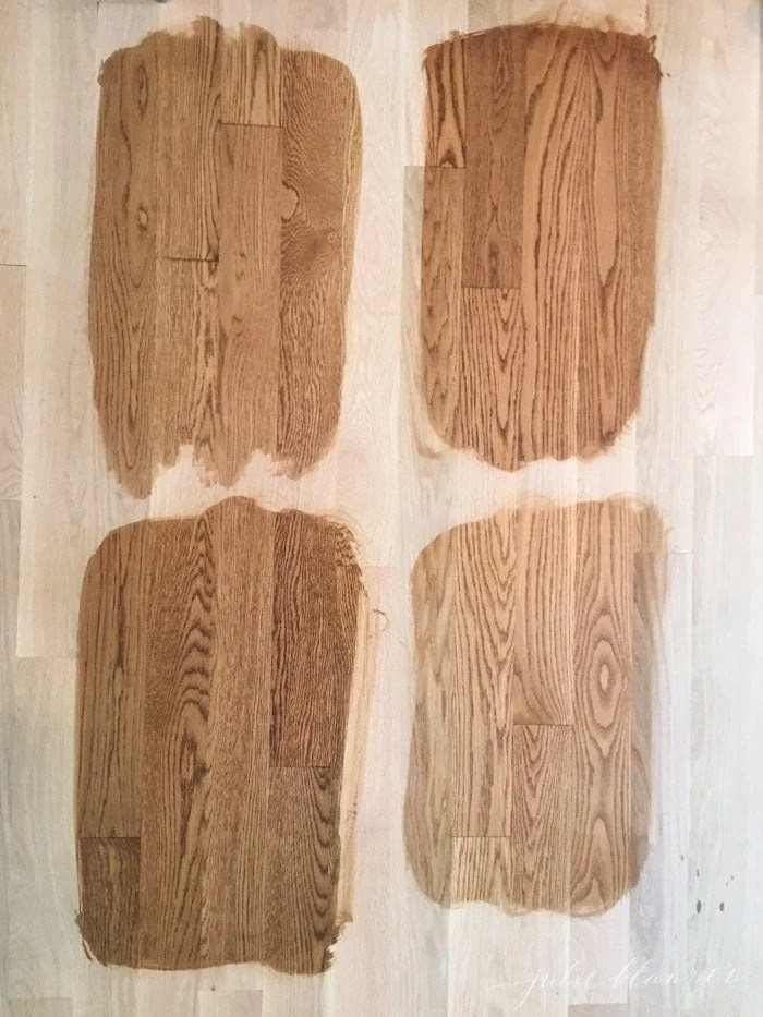 Wood Stain Colors For Floors