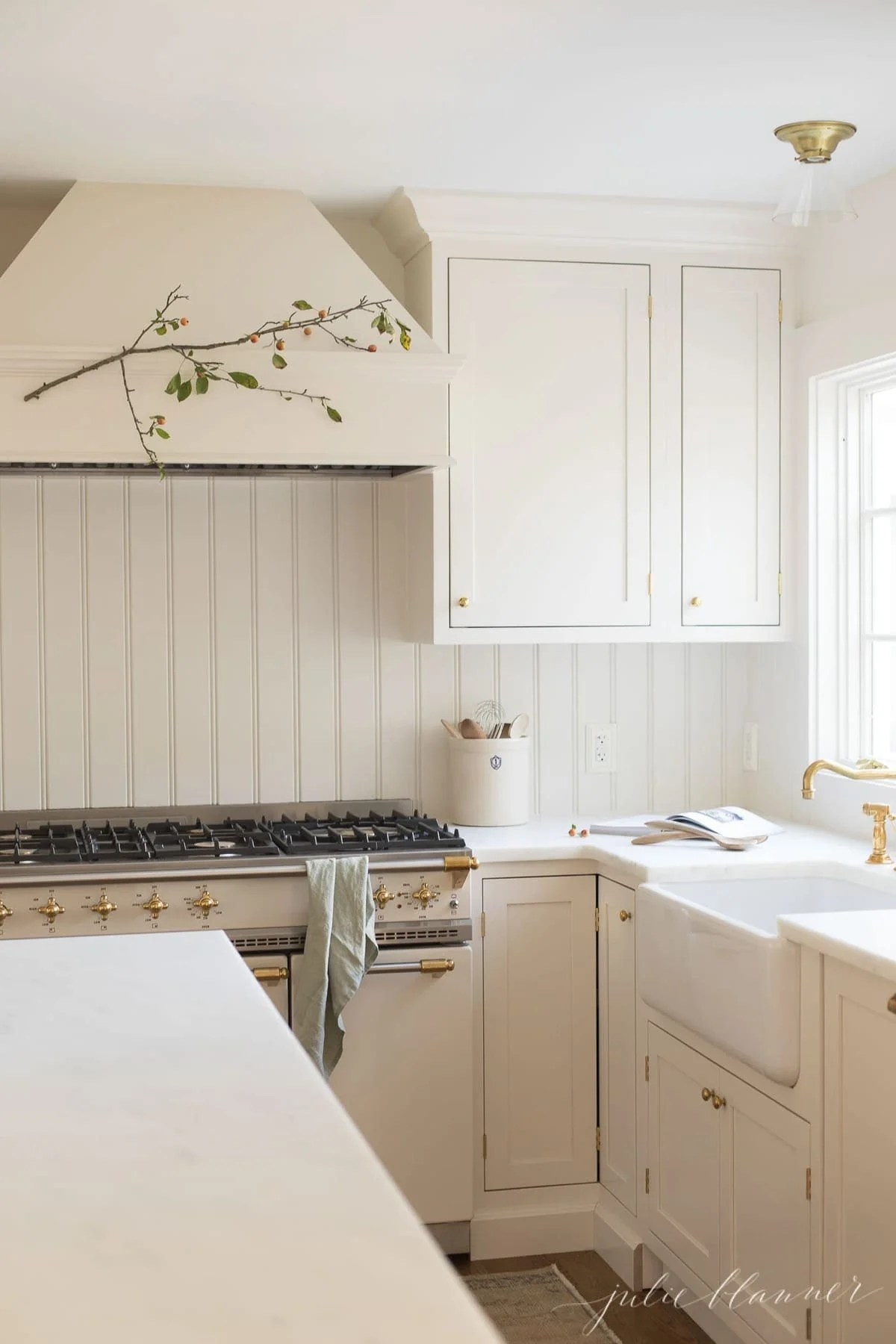 New Kitchen Inspiration A Cream Kitchen With Timeless Design