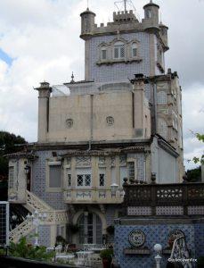 Santa Catarina Castle Hotel, Porto