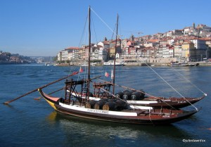 Port boat, River Douro, Porto
