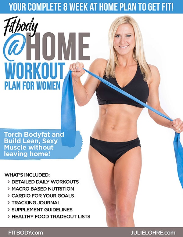 FITBODY Workout Plans for Women FITBODY Fitness Plan for Women