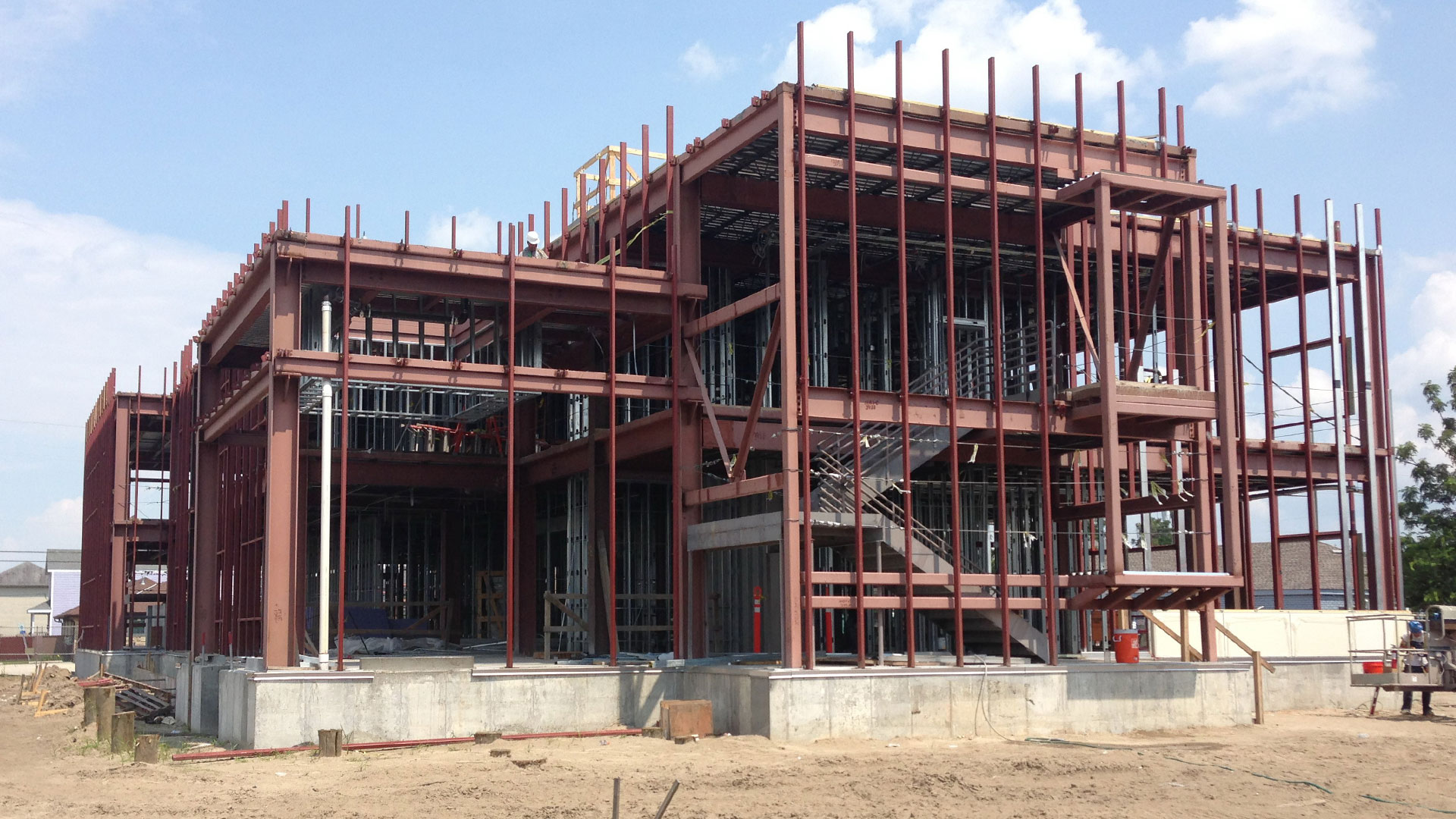 Construction Engineering Building And Past And Current Projects Kenner Civil Engineer Structural