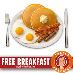 Sturdy Servicemen Women Denny S Slam Price Slam Breakfast Cost Hereis An Offer Where You Can Score Free Breakfast At Free Slam Breakfast At If You Are An Or Retired Member