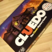 Big Night In - Mice, Chips and Cluedo