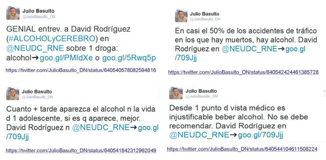 Alcohol David Rodríguez entrevista 2015