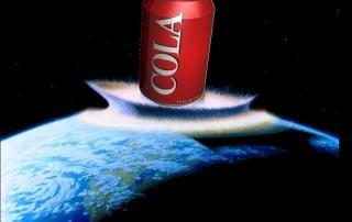 Imágenes tomadas de www.deviantart.com/art/Soda-Cans-77254848 y www.commons.wikimedia.org/wiki/File:Planetoid_crashing_into_primordial_Earth.jpg