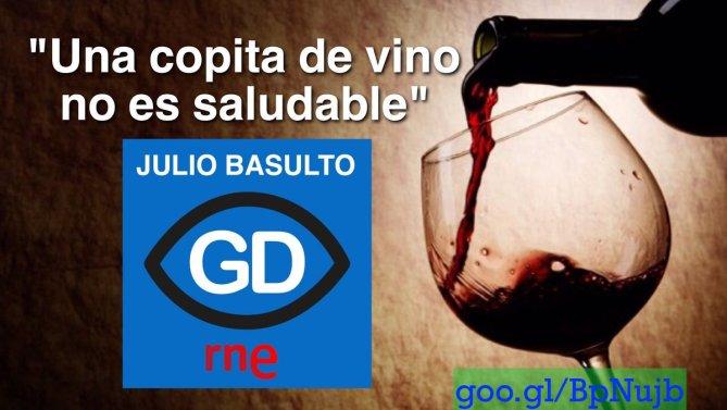 copa de vino gente sana