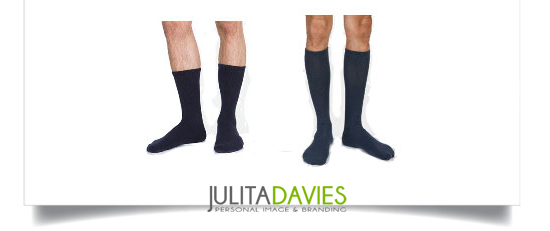 Socks lenght