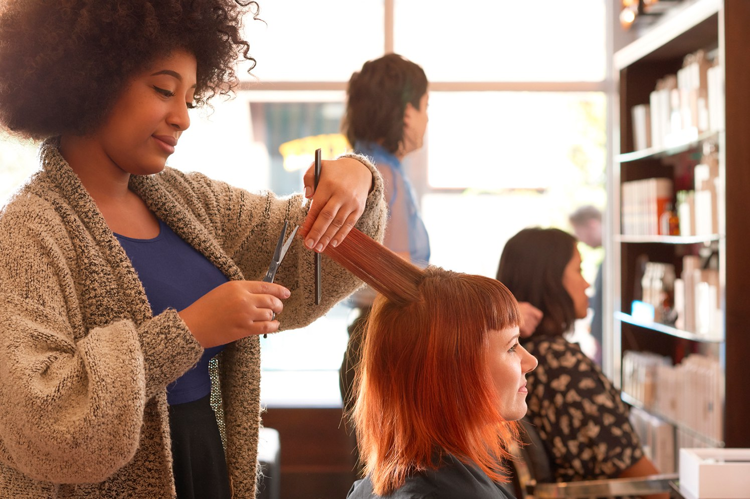Salon Hair Trimming Your Salon Startup Costs
