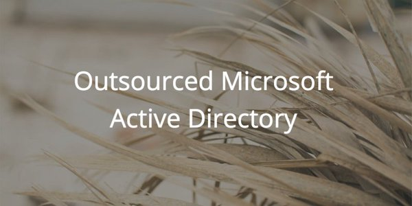 Outsourced Microsoft Active Directory (AD) - JumpCloud