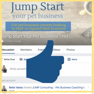 pet business facebook