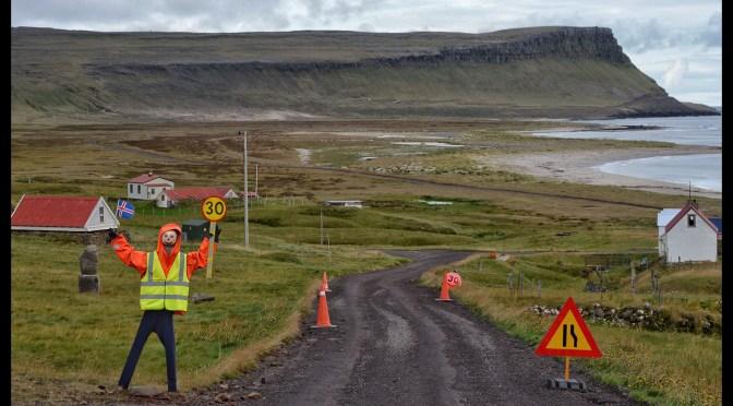 Iceland traffic control