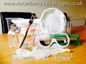 science at home